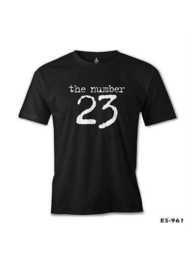 Lord Tshirt The Number 23 Siyah Erkek Tshirt Siyah